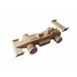 "Wooden toy ""Racing car"""