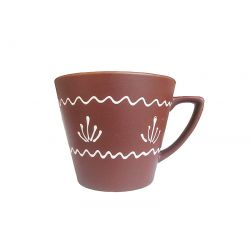 "Cup ""Cone"" Brown"