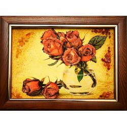 "Picture of Amber ""Red Roses"""