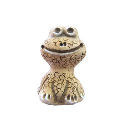 "Terracota Whistle ""Frog"""