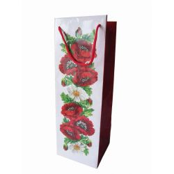 "Package ""Poppies"" (bottle)"