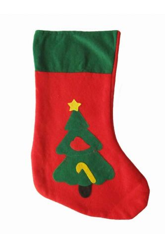 "Christmas sock ""Christmas tree"""