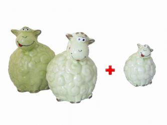 "The sheep ""Family"" 1+1=3"