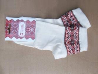 "Embroidered socks ""Star"""