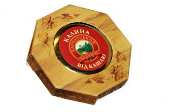 "Balm ""Kalina for cough"""