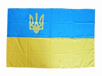 Flag of Ukraine 140x90 gabardines